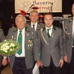 Dieter Hogreve - Geehrt für 50-jährige Vereinszugehörigkeit