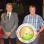 Fredy Selonke - Gewinner MGV Ottbergen