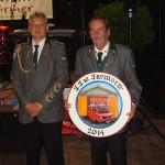 Hubert Leinemann - Gewinner FFW Farmsen