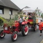 """Festwagen """"40 Jahre Starenkamp"""""""